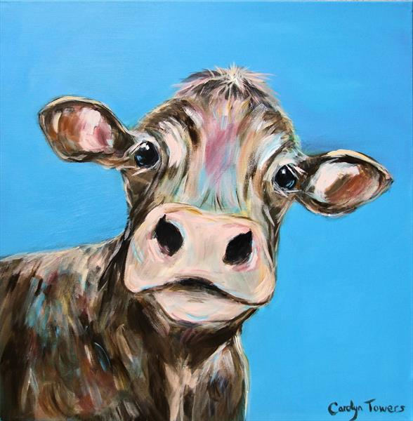 You Moo'd..? by Carolyn Towers