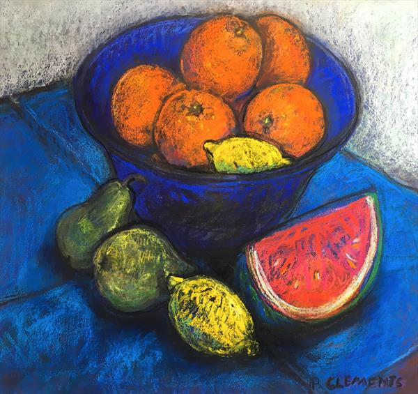 oranges and lemons by Patricia Clements