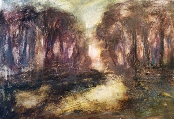THE WICHES WOOD  by Roma Mountjoy