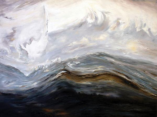 Tempest I I by Barry Spence