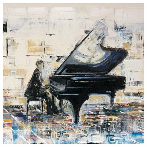 The Piano by rachel keens