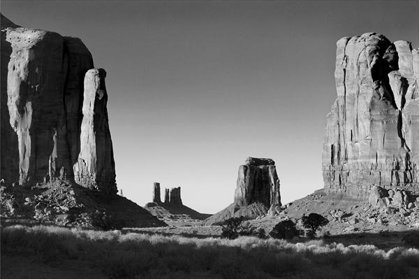 Monument Valley Buttes, Utah by Lindsay Robertson