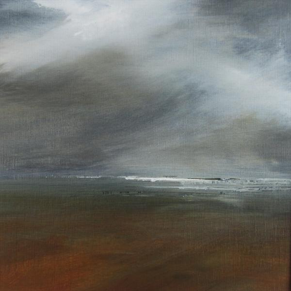 Late Evening Tide by Tracey Waghorn