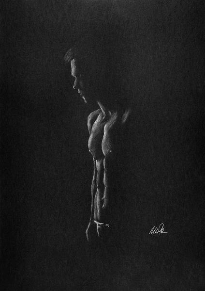 Masculinity - People by Mike Isaac