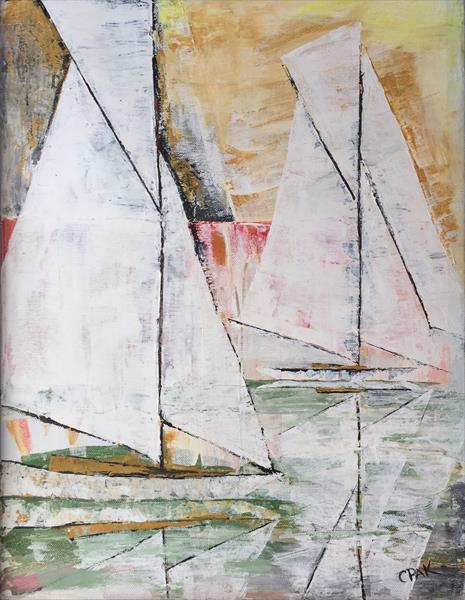 Top Sail by Christopher King