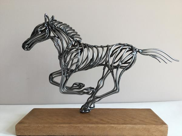 Galloping Horse by Robert Batt