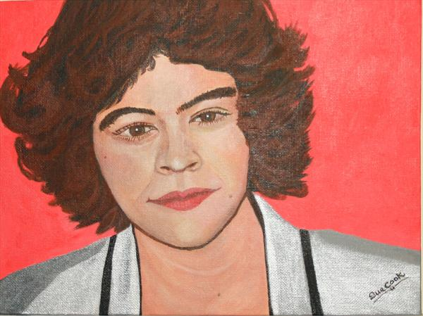 Harry Styles by Susan Cook