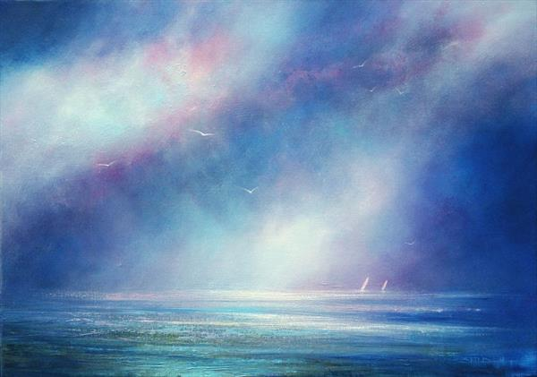 Lightstorm II by Stella Dunkley