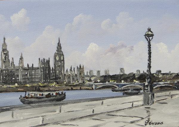 Thames view by Graham Evans