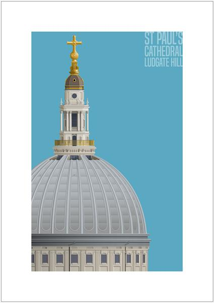 St Paul's Cathedral, London by Charlie Edwards