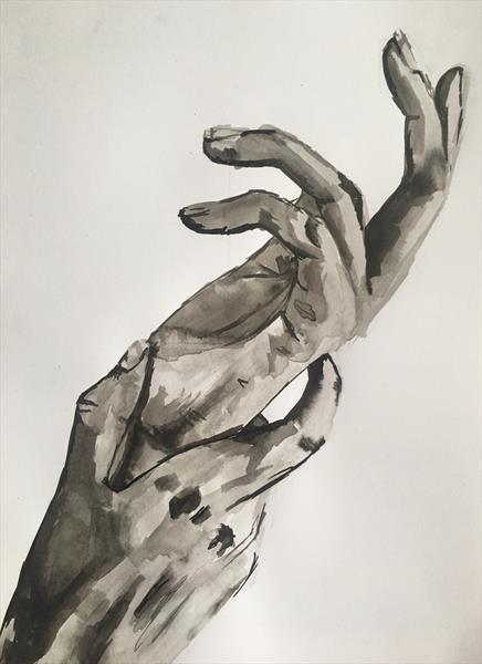Hands by hannah musial