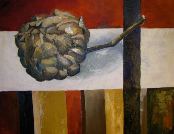 Artichoke by Gill Thompson