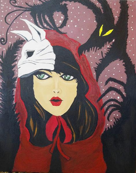 Little Red Riding Hood by Josephine  Armitage