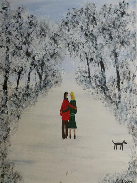 Winter Lovers by Stephen Casey