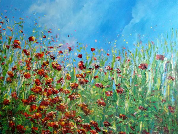 Reach For The Stars by Therese O'Keeffe