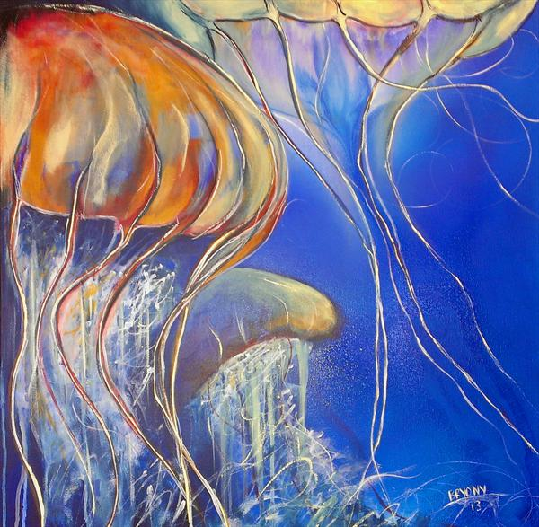 Jellyfish by Bryony Harrison