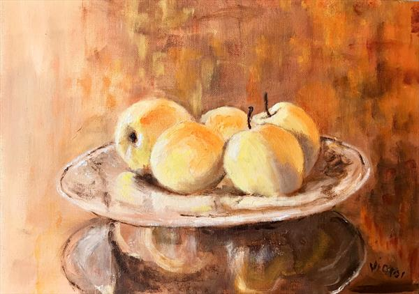 Golden Fruits of Venice by Victor White