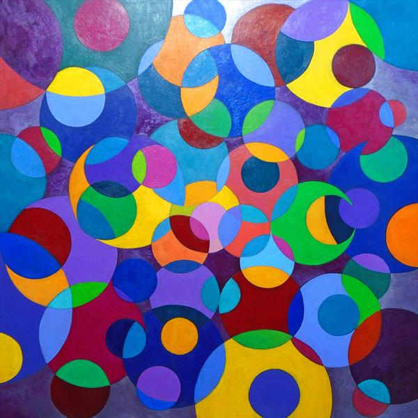 JOYOUS CIRCLES by Stephen Conroy