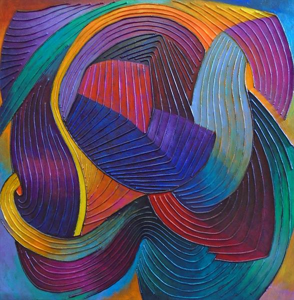 ABSTRACT OF FLOWING LINES by Stephen Conroy