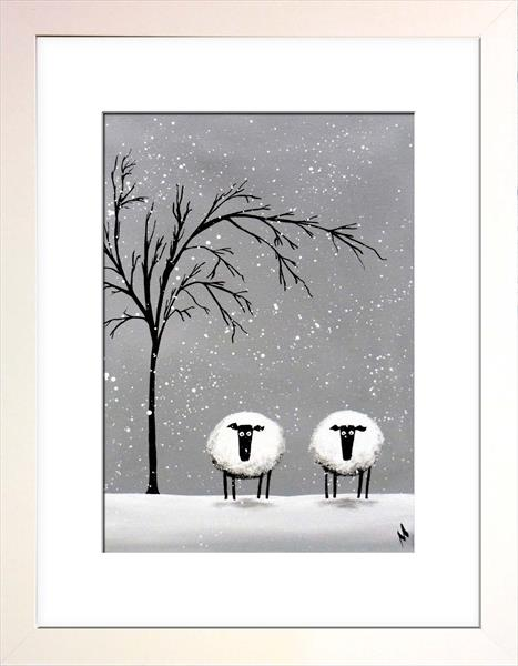 White Company Limited Edition Print