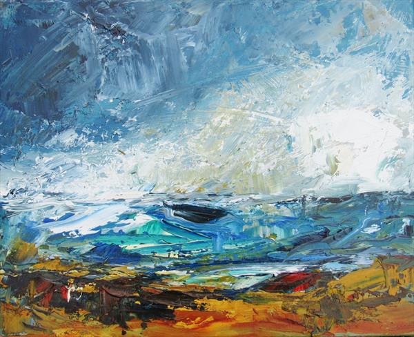 Rain Passing by Clare Blois