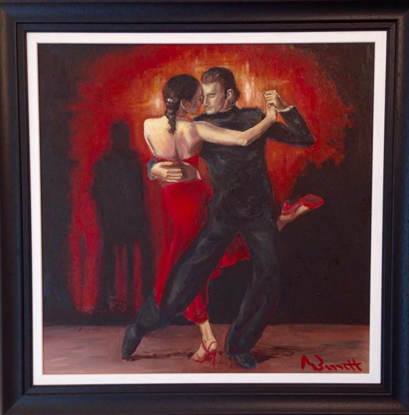 Tango Passion V by Mark Bennett