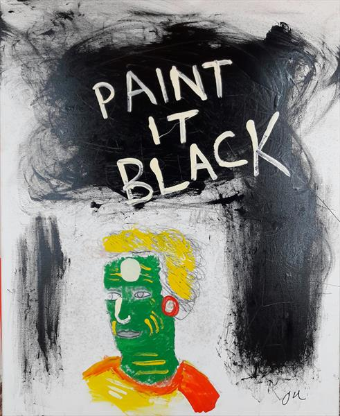 PAINT IT BLACK by JOE HENRY