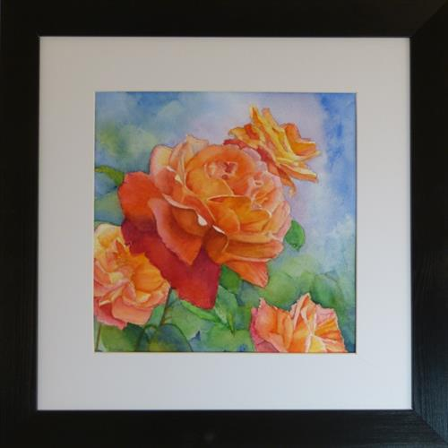 Rose, Troika by Susan Ford