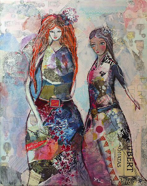 Fashion Queens by Tracey Unwin
