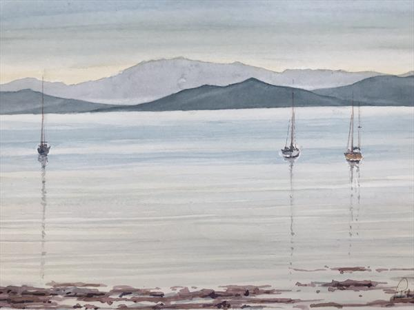 Skye from Rum by Peter Blake