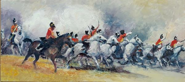 Charge of the Scots Greys