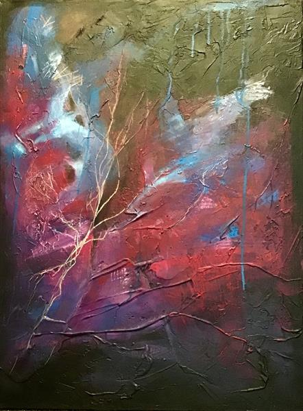 Fire  and rain by sharon coles