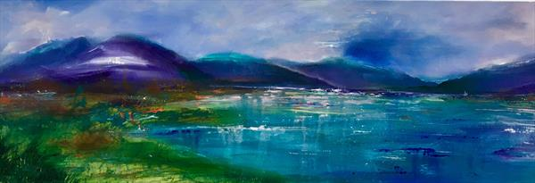 Shades of Green by June Gordon