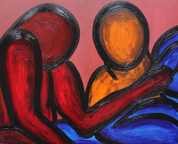 PENSIONERS by Francesco Ruspoli
