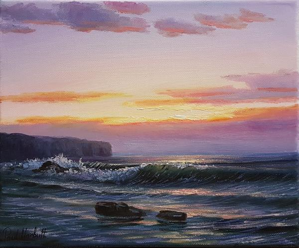 Evening Breath by Paul Narbutt