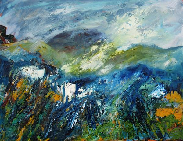Mist in the Glen by Clare Blois