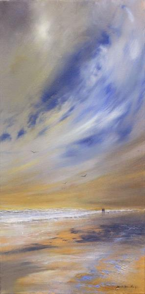 Coastal Walk  by Stella Dunkley