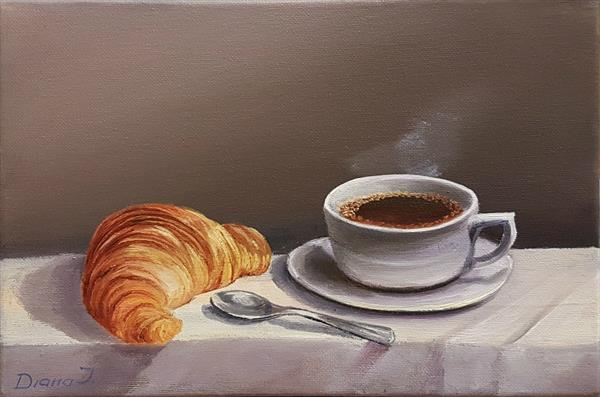 Good morning! by Diana Janson