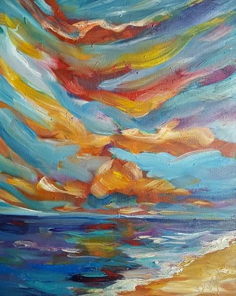Summer Sunriise by niki purcell