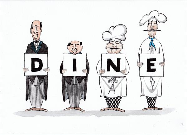dine by Brian Maloy