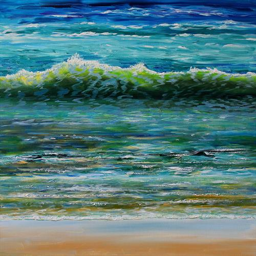 A Wave by Sandra Francis