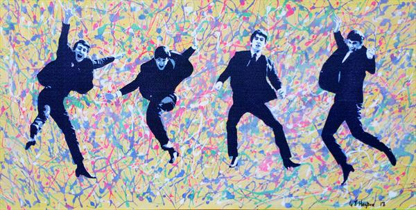Literally The Beatles - Jump by Gary Hogben