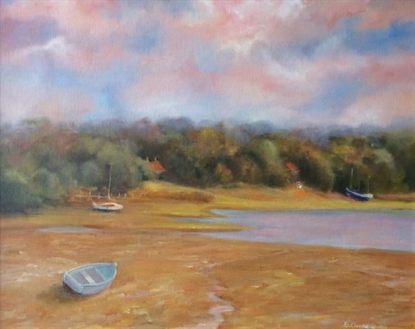 Serenity Beaulieu Hampshire by Beatrice Cloake