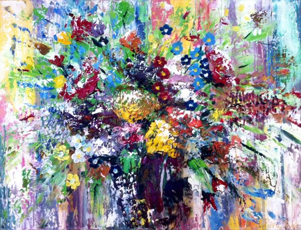 Flowerworks (Small) by Pippa Buist