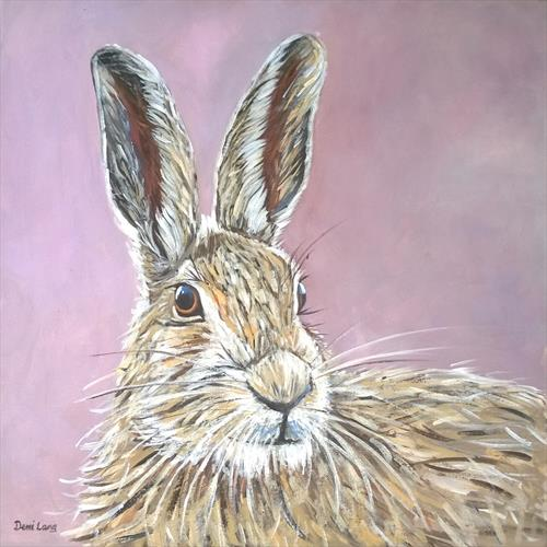 Happy Hare by Demi Lang