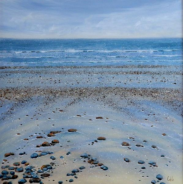 Low Tide ( 4 )  by Denise Coble