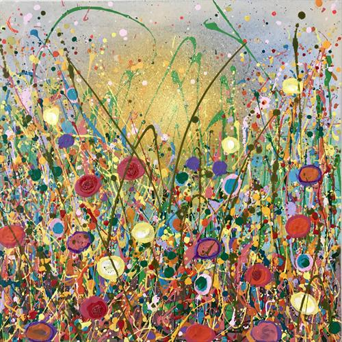 Spring Flurry by Ava Duncan