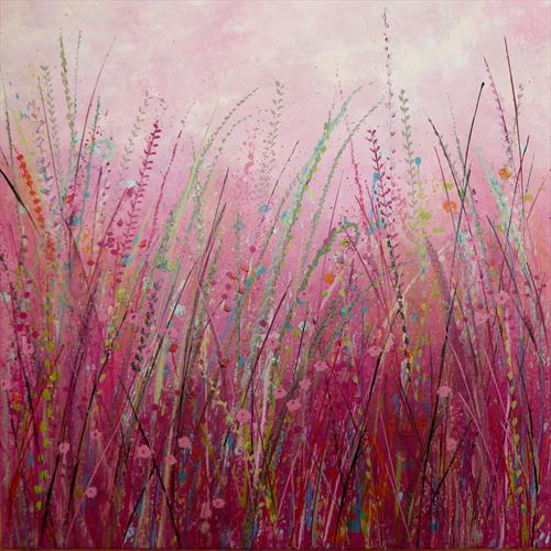 Pink Meadow Burst