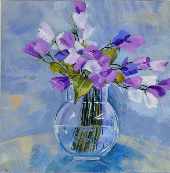 Sweet Pea by Denise Coble