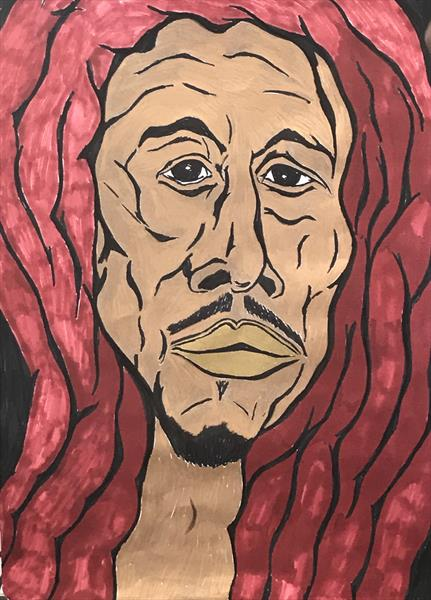 Robert Nester Marley by Maurice  Howard